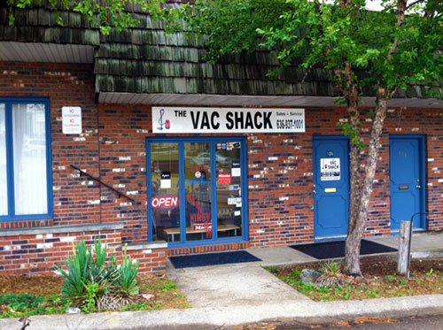 The Vac Shack are the experts in the central vacuum world.